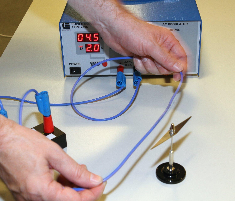 Elektromagnetisme forsøg