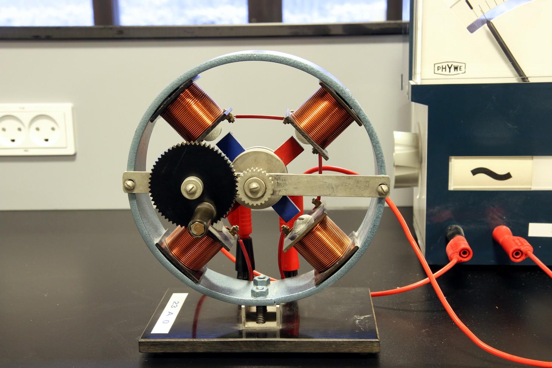 Generator fysik